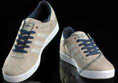 43651259e5ec0 Adidas Gazelle 2 Beige Navy White G5129839