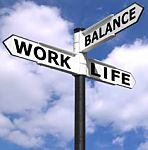 """Work Life Balance Planning - One of the biggest stressors for my physician clients is finding some work life balance in your busy week. We are always taught that our patient's needs come first and we are never shown the """"Off"""" switch on our doctor programming … so it is very easy for our career to become the #800 gorilla that takes up our whole lives."""