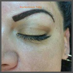 Permanent makeup, tattoo eyebrows. #permanentmakeup #permanentcosmetics #tattoomakeup #eyebrows  www.perfectioustatu.com