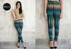 MARIGOLDS IKAT PANTS - muaya clothing - #fashion #womensfashion #womenswear