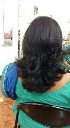 27 Ideas For Haircut Women Ling Layered Cuts Curls Short Wavy Hair, Short Hair With Layers, Long Layered Hair, Layered Cuts, Medium Hair Cuts, Medium Hair Styles, Curly Hair Styles, Natural Hair Styles, Haircut Medium