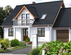 Roof Design, Exterior Design, Barndominium Plans, House Map, Country Style House Plans, Bungalow House Design, House Elevation, Future House, Architecture