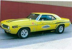 CHEVY CAMARO RACE CAR