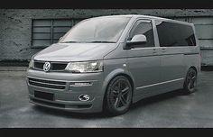 VW TRANSPORTER T5 FULL BODY KIT / BODYKIT / NEW LOOK