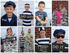 Cops and Robbers Birthday Party Ideas | Photo 7 of 65 | Catch My Party