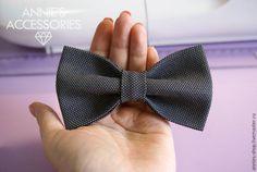 Как сшить галстук-бабочку в 10 простых шагов - Ярмарка Мастеров - ручная работа, handmade