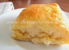The Country Cook: Steakhouse Rolls