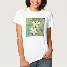 Primroses T-Shirt - Paloma Navio. Zazzle