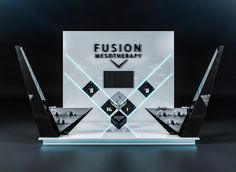 Fusion Booth on Behance