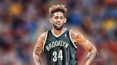 Portland Trail Blazers has traded Allen Crabbe to Brooklyn Nets for Andrew Nicholson  Allen Crabbe ends up in Brooklyn anyway.  After matching the four-year $75 million offer sheet that restricted free agent guard Allen Crabbe signed with the Brooklyn Nets last year and end up being traded to the same team.  -joshtrey5