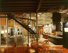 Fitzroy Sheetmetal Factory by Kerstin Thompson Architects. Photo by John Gollings | Yellowtrace
