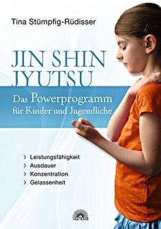 Jin Shin Jyutsu – Das Powerprogramm für Kinder und Jugendliche vonTina Stümpfig-Rüdisser   ISBN: 978-3-86616-201-3 In diesem Buch finden Kinder und Jugendliche viele einfache, aber kraftvolle Möglichkeiten, wie sie sich selbst unterstützen können, gesund, mutig, freudvoll und angstfrei zu leben, ihren Lebenssinn zu finden und ihr Potential auszudrücken.