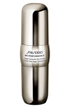 Shiseido 'Bio-Performance' Super Corrective Eye Cream available at #Nordstrom I sell it...perfect for anti-wrinkle and firming. Non greasy for normal, normal to dry skinc. Let me sell it to you and start seeing a difference!