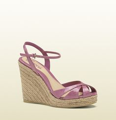 penelope strappy espadrille wedge sandal