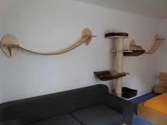 Náš nábytek u vás doma - Kočičí svět