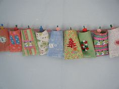 Something the kids can make. Toilet roll advent calender.  Could also use it for rewards.