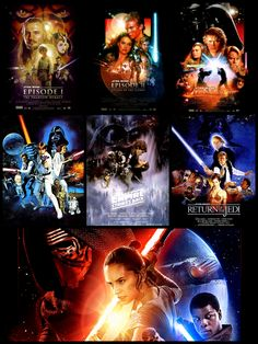 Image result for star wars all characters poster