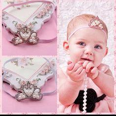Princess Headband for baby