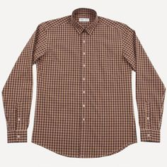 Chester Shirt in Truffle | Frank & Oak