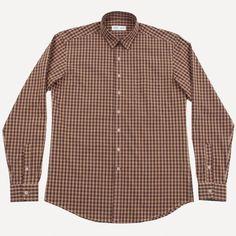 Chester Shirt in Truffle | Frank & Oak