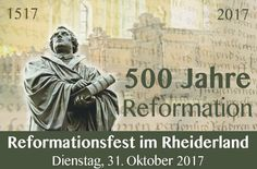#Reformationstag im Rheiderland - Evangelisch-reformierte Kirche
