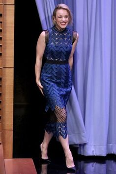 The Best Dressed List: click through to see who joins Rachel McAdams...