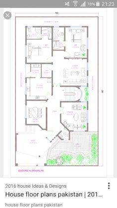 21 Best Pakistan House Plans Images Floor Plans House Floor Plans