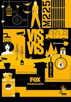 Vis a vis poster, t-shirt, mouse pad Netflix Series, Tv Series, Lock Up, Episode Online, Computer Wallpaper, Film Quotes, Graphic Design Posters, Geek Stuff, Movie Posters