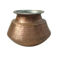 Indian Copper Cooking Pots View More Designer Copper Utensils