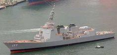 골뱅이K의 밀리터리 월드 :: (이지스함) 일본 해상자위대, 아타고급 이지스 구축함, 아타고함 (DDG-177)