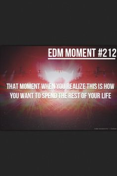 I can for sure say this about myself. What about you guys?? #edm #plurgirlforlife  Insta_Rave  insta_rave