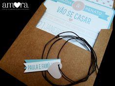 #Convite #casamento #invitation #wedding #love #paper