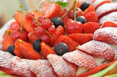 Tentation fruits rouges