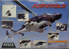 "Airwolf ""Lobo del Aire"""