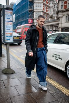 London Streetstyle menstyle anglofile
