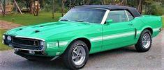 '69 Mustang GT 500 Convertible