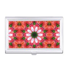 Peachy pink Flower Tile 34