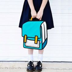 Cartoon-Inspired Fashion is The Most Unexpectedly Awesome Trend for Spring | Bustle