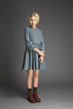 Full Circle Dress – Liisa Riski