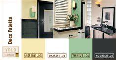 art deco house colours - Google Search