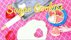 How to Make Doll Sugar Cookies video and tutorials for cookie cutters, baking sheet