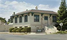 Carnegie Library Building 519 Kentucky Street Gridley, CA 95966  opened 1916 Gridley Public Library 1916-1983 currently a private offi...