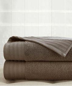 Another great find on #zulily! Mocha Zero Twist Bath Towel - Set of Two #zulilyfinds