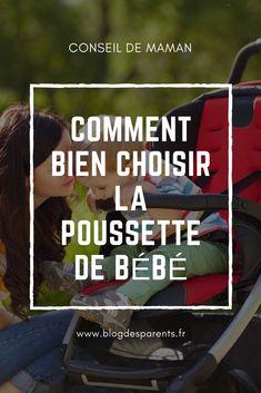 Choisir la poussette idéale pour son enfant : quels critères ?