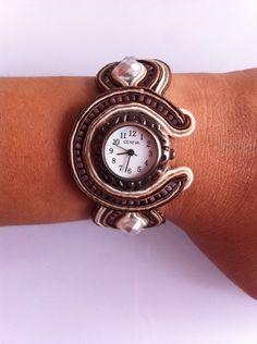 Reloj Soutache