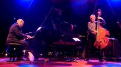 El dúo Barron y Holland, actuarán en el Festival de Jazz de Vitoria.