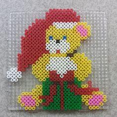 Christmas hama perler beads by kreativa_flisan