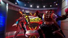 Future Group inserts game characters into Street Fighter esports broadcast - http://www.loudread.com/future-group-inserts-game-characters-into-street-fighter-esports-broadcast/