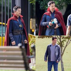 "Mskv Awsome News: Several brand-new images from the set of ""Avengers..."