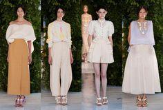 Delpozo Primavera-Verano 2014 | New York Fashion Week